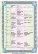 Приложение №1.3 к Лицензии (стр. 3)