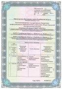 Приложение к Лицензии 2.2 Кыштымский филиал (стр 1)
