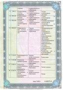 Приложение №2.2 к Лицензии (стр. 3) Кыштымский филиал