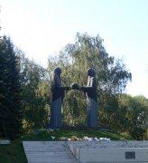 Скорбящие матери. Памятник в Челябинске